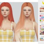 Hair Retexture 48 – LeahLillith