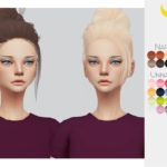Hair Retexture 54 – LeahLillith