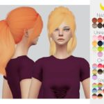 Hair Retexture 58 – LeahLillith