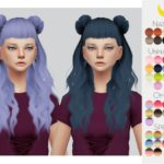 Hair Retexture 62 – LeahLillith