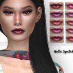 IzzieMcFire's IMF Bella Lipstick N.92