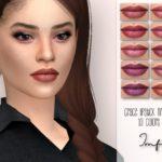 IzzieMcFire's IMF Grace Lipstick N.94