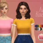 Trillyke – Aura Blouse
