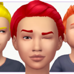 Brow Recolours | WildlyMiniatureSandwich