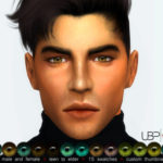 Urielbeaupre – Savino eyes Hey ya'll! One of my mod is out now…