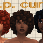 linkysims p.p. curls