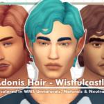 WISTFULCASTLE ADONIS HAIR RECOLOR