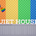 quiet houses wallpaper set