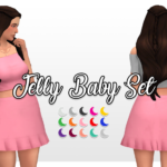 yf jelly baby set this set also doubles as my… : Dear Solar