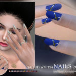 S-Club ts4 WM Nails 201805