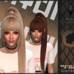 Nightcrawler Sims' Nightcrawler-Ebony
