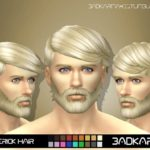 BADKARMA's Erick Hair