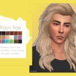 MerakiSims' Kayn hair