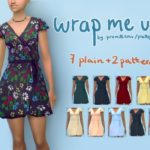 promittens' Wrap me up dress