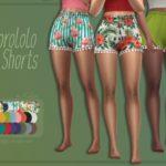 Trillyke – Horololo Shorts