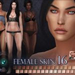 RemusSirion's Female Skin 16 – SET