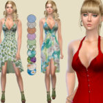 Birba32's Summer open dress