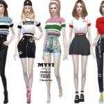 Helsoseira's MYYI – Vol.2 – T-Shirt – Mesh Needed