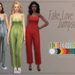 Trillyke – Fake Love Jumpsuit