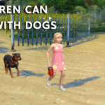ModTheSims – Children Can Walk With Dogs