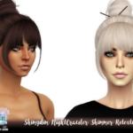 Shimydim Sims: S4 NightCrawler Shimmer Retexture – Naturals + Unnaturals