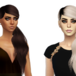 Shimydim Sims: S4 LeahLillith No Tears Left + DarkRoots – Naturals + Unnaturals