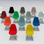EAMES PLASTIC SIDE CHAIR COLLECTION (DSW AND DSR)… – Meinkatz Creations