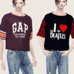 giruto 57 T shirts (S4CC)