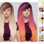 Kalewa-a's Hair Retexture 77 – Stealthics Fairytale