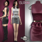 jomsims' Isladia outfit