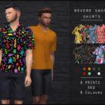 OranosTR's Revere Short Shirts