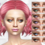 RobertaPLobo's Candy Eyes 01
