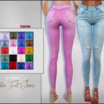 EsyraM's Slim Fit Jeans