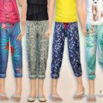 lillka's Summer Pants for Girls