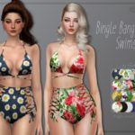 Trillyke – Bingle Bangle Swimsuit