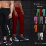 OranosTR's Street Style Joggers
