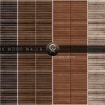 Pralinesims' VOX Wood Walls