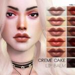 Pralinesims' Creme Cake Lipbalm N162