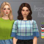 Trillyke – Dessert Blouse