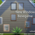 Blackys Sims 4 Zoo – New window by mammut. Details and download at…