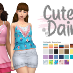 Cute & Dainty Tank Tops