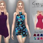 carvin captoor's Iamuniz Outfit Collection
