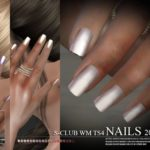 S-Club ts4 WM Nails 201810