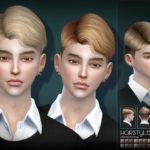 S-Club's sclub ts4 hair Samuel n35