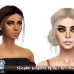 Shimydim Sims: S4 LeahLillith Melissa Retexture – Naturals + Unnaturals