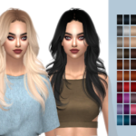SIMS4-HallowSims Melt Away – FROST SIMS 4