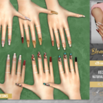 NATURAL GLOW NAILS RETEX …