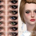 S-Club WM ts4 Eyecolors 201817