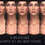 RemusSirion's Female Skin 17 OVERLAY