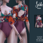BLUE-ROSE: Bodysuits collection New Mesh Compatible with HQ…